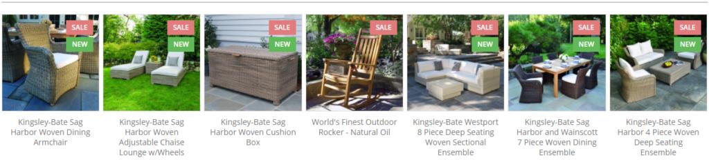 Buy Kingsley-Bate Sale