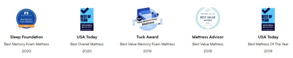 NECTAR Best Memory Foam Mattress 2020