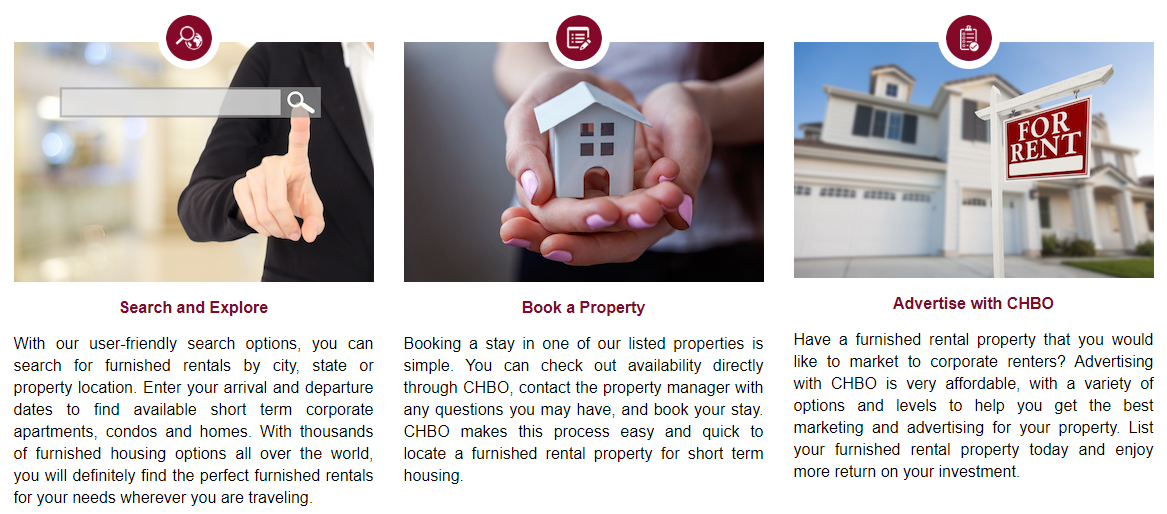 Corporate Housing by Owner (CHBO) Reviews